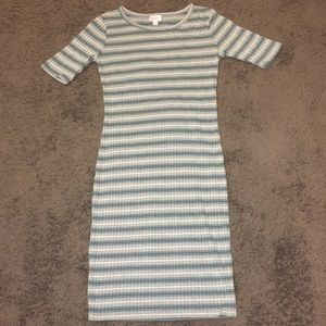 Only worn once pencil skirt dress